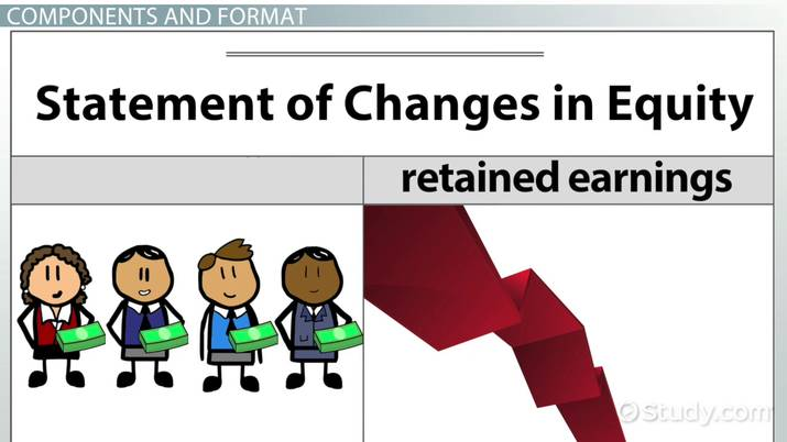 Statement of Changes in Equity: Purpose & Examples - Video