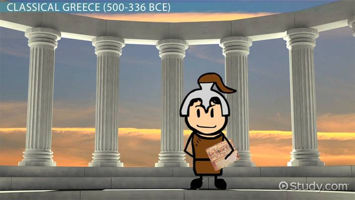 Ancient Greece History Culture Video Lesson
