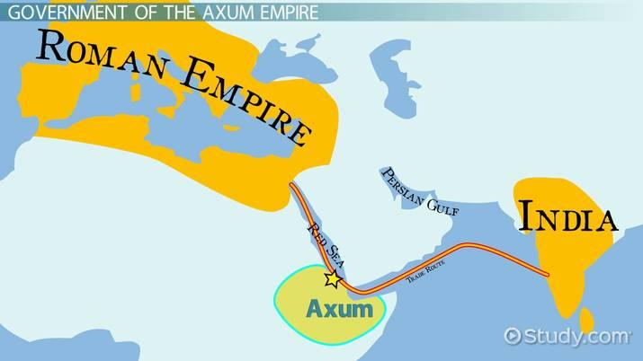 Axum Empire: Religion, Culture & Government - Video & Lesson