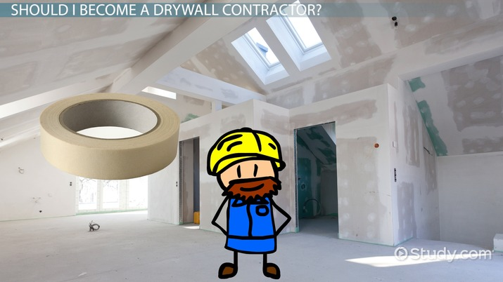 How to Become a Drywall Contractor: Career Guide