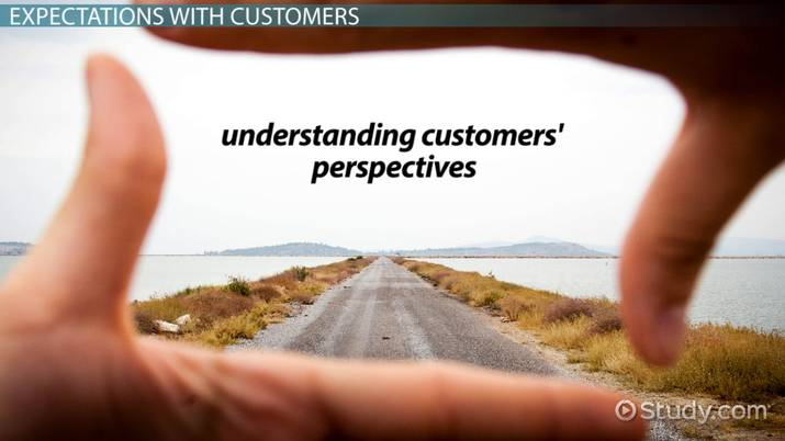 Setting Exceeding Customer Expectations Video Lesson
