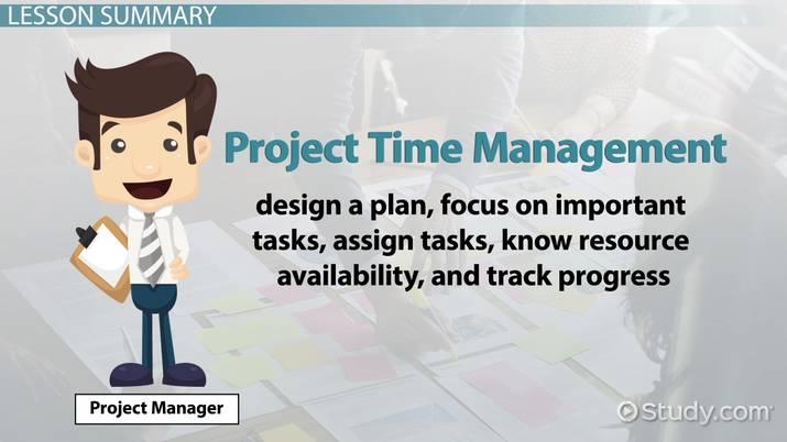 Project Time Management Definition Process Amp Techniques