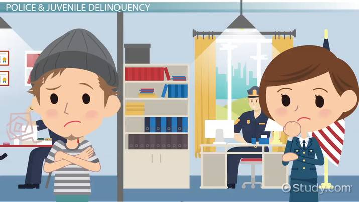 The Role of the Police in Juvenile Delinquency & Prevention