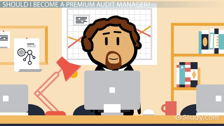 How to Become a Premium Audit Manager