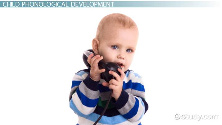 Phonological Development in Children: Stages & Overview