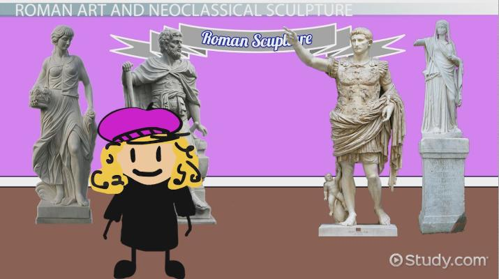 Roman Inspiration In Neoclassical Painting Sculpture Architecture Video Lesson Transcript Study Com