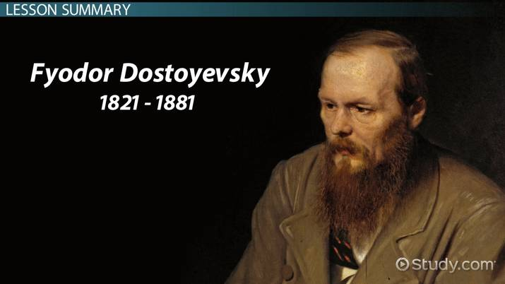 Fyodor Dostoyevsky: Biography, Books & Short Stories