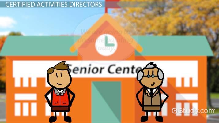 How To Become A Certified Activities Director Career Roadmap