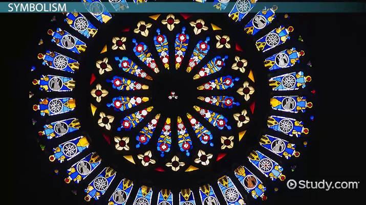 Rose Windows: Definition, Design & Symbolism - Video