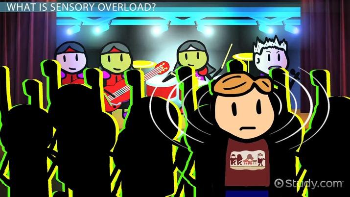 Sensory Overload: Definition & Symptoms - Video & Lesson Transcript