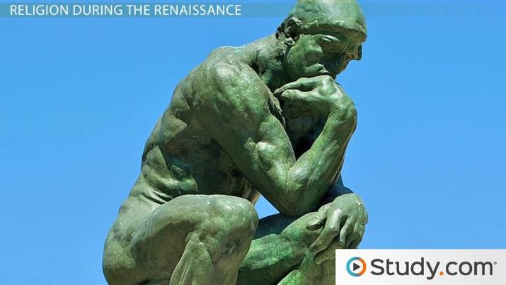 Science & Religion in Renaissance Europe - Video & Lesson