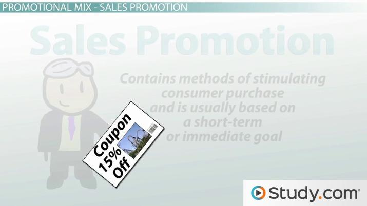 what is the meaning of sales promotion