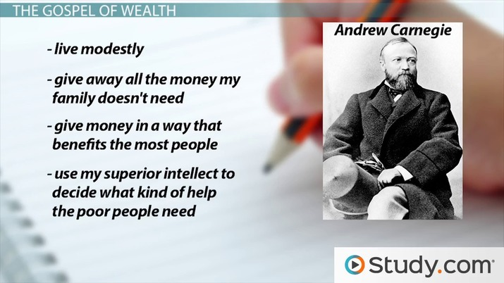 Andrew Carnegie and the Robber Barons - Video & Lesson