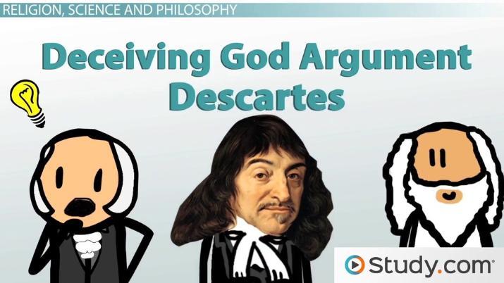 descartes the evil deceiver