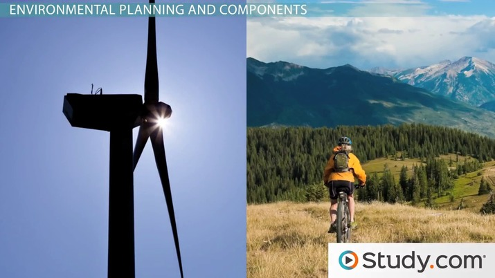 Environmental Planning & Decision Making: Definition & Components