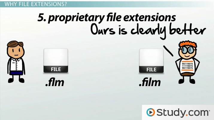 File Extensions and File Types: MP3, GIF, JPG, DOCX, XLSX, EXE
