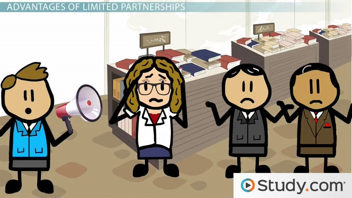 What Is a Limited Partnership? - Definition, Advantages