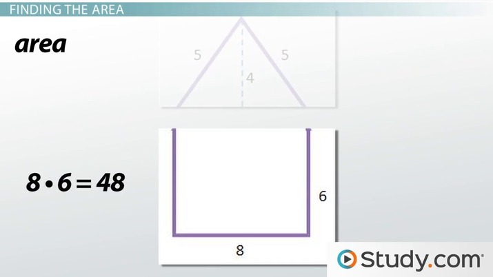 Combined Figures: Perimeter, Area, and Volume - Video & Lesson
