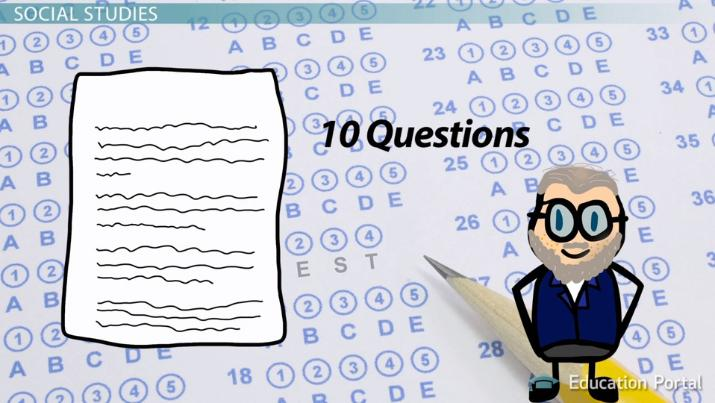 ACT Reading Practice With Social Studies Video Lesson