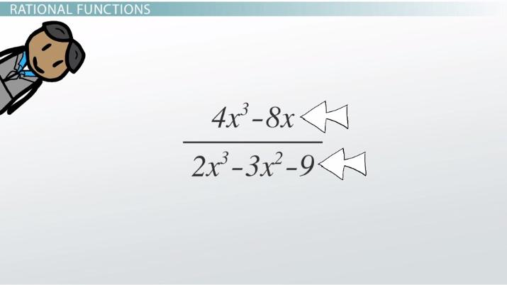 Expressions of Rational Functions - Video & Lesson Transcript