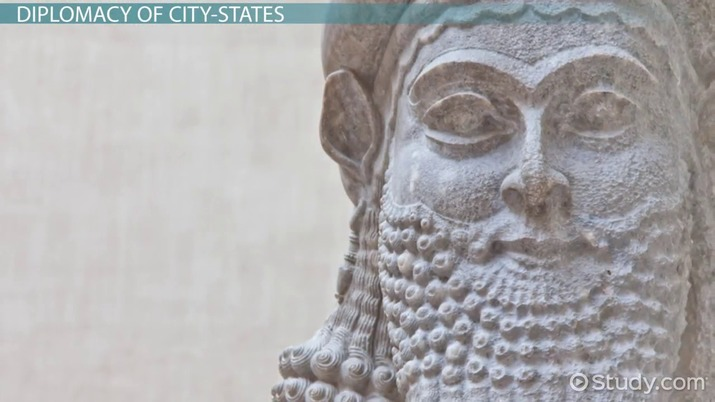 The Rise Of Sumerian City States Video Lesson Transcript Study Com