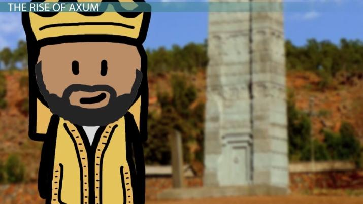 The Rise & Fall of the Axum Kingdom in Africa - Video & Lesson