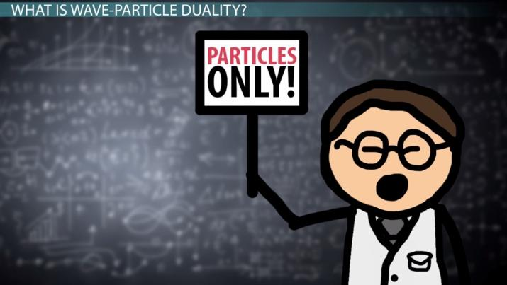 Wave-Particle Duality & the Davisson-Germer Experiment