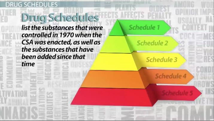 Schedule Iii Drug Classification  Drug List  Video  Lesson