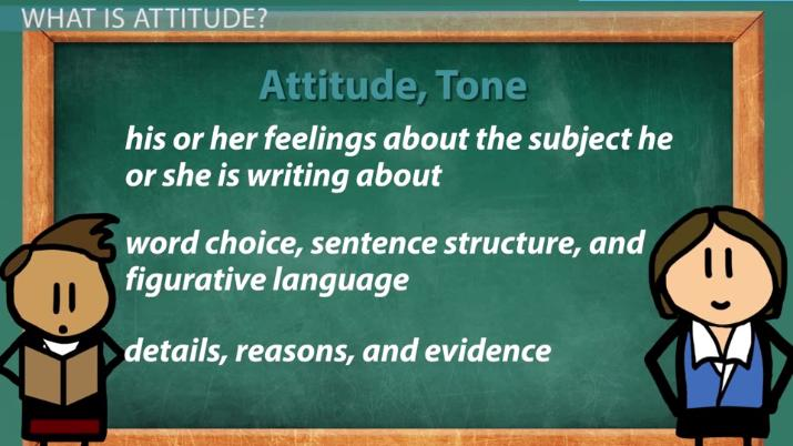 How to Recognize Attitude Expressed by the Author Towards a
