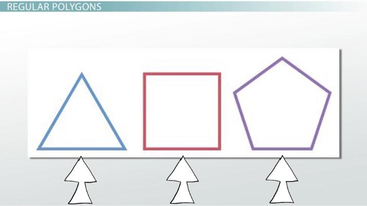 What Is A Polygon Definition Shapes Angles Video Lesson