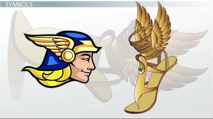 The Greek God Hermes Facts Myths Symbols Video Lesson