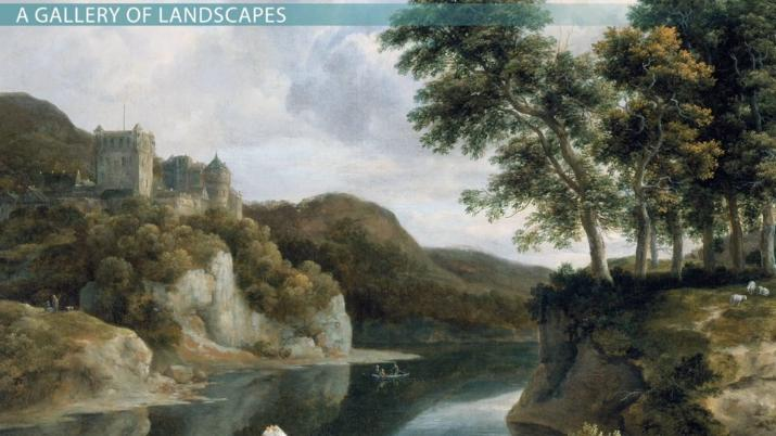 The Introduction of Landscape Painting in Baroque Art
