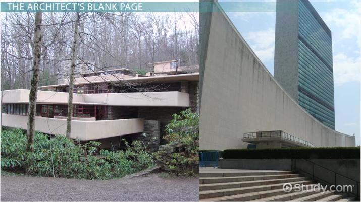 Comparing Prairie International Style Architecture Video