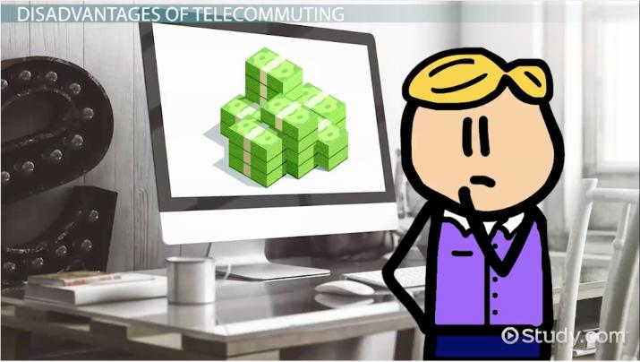 What Is Telecommuting? - Definition, Advantages