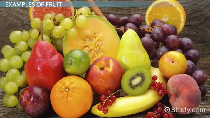 Fruit Definition Types Benefits Examples