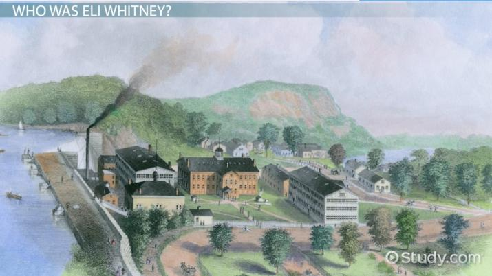 Eli Whitney and Interchangeable Parts: Definition & History
