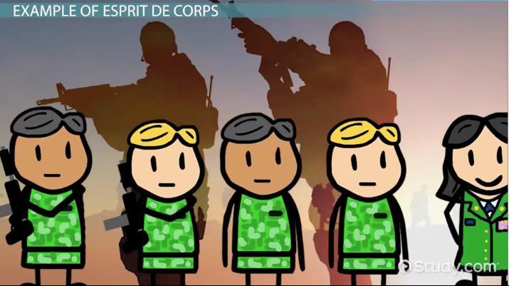 Esprit De Corps in Management: Definition & Explanation - Video