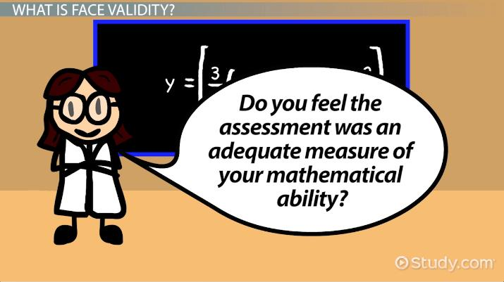 Construct Validity In Psychology Definition Examples Video