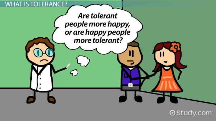 What Is Tolerance? - Definition, Types & Examples - Video & Lesson
