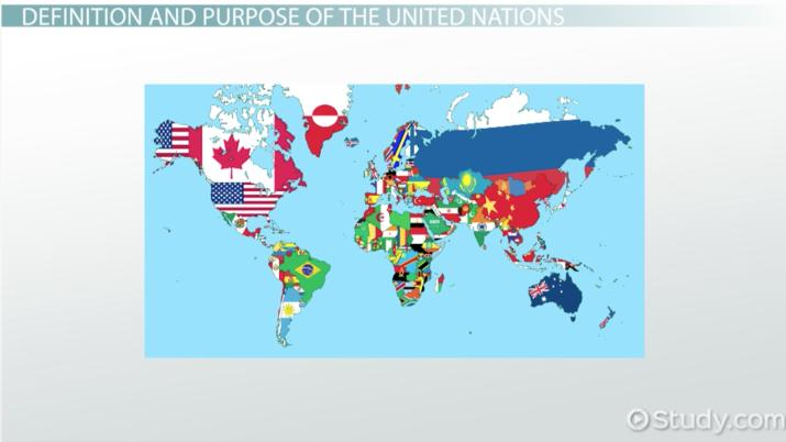 What is the United Nations? - Definition, History, Members