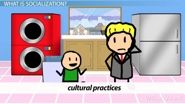 agents of socialization family examples