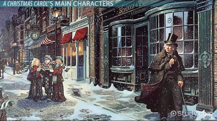 cliff notes a christmas carol charles dickens