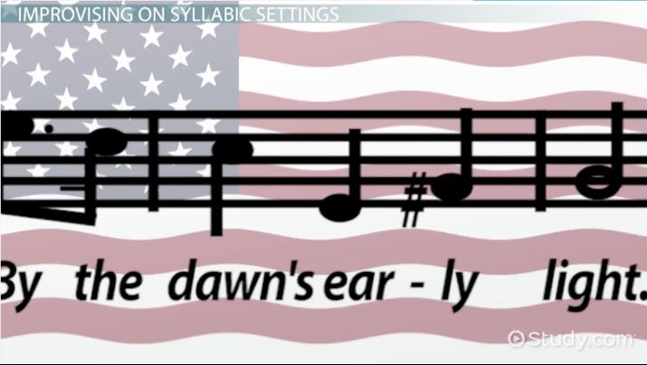 Syllabic Music Definition Analysis Structure Video Lesson