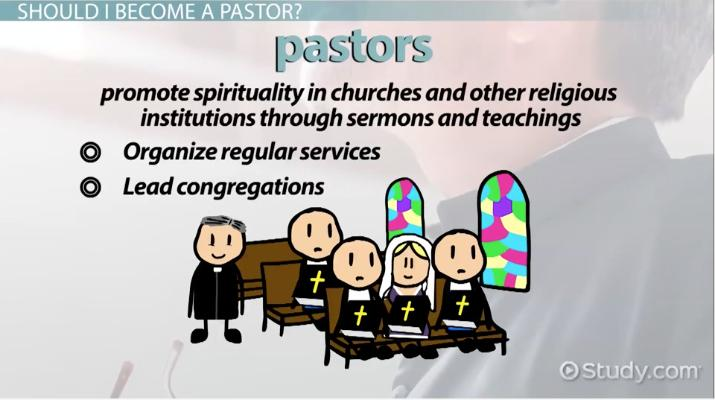Be a Pastor: Education Requirements and Career Information