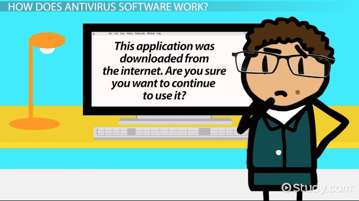 What is Antivirus Software? - Examples & Overview - Video