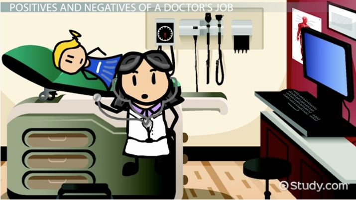 Advantages and Disadvantages of Becoming a Doctor