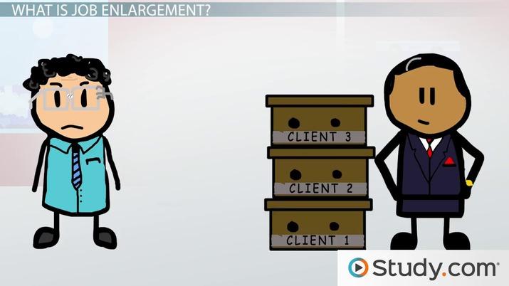 define job enlargement