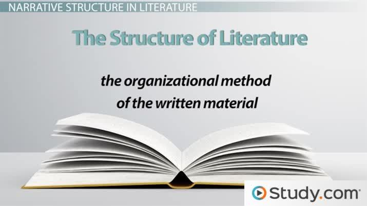 Structure In Literature Definition Examples Video Lesson