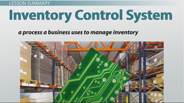 What Is Inventory? - Definition & Example