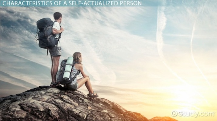 self actualization through education